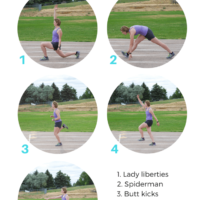 Runner's Warm Up (with Video)