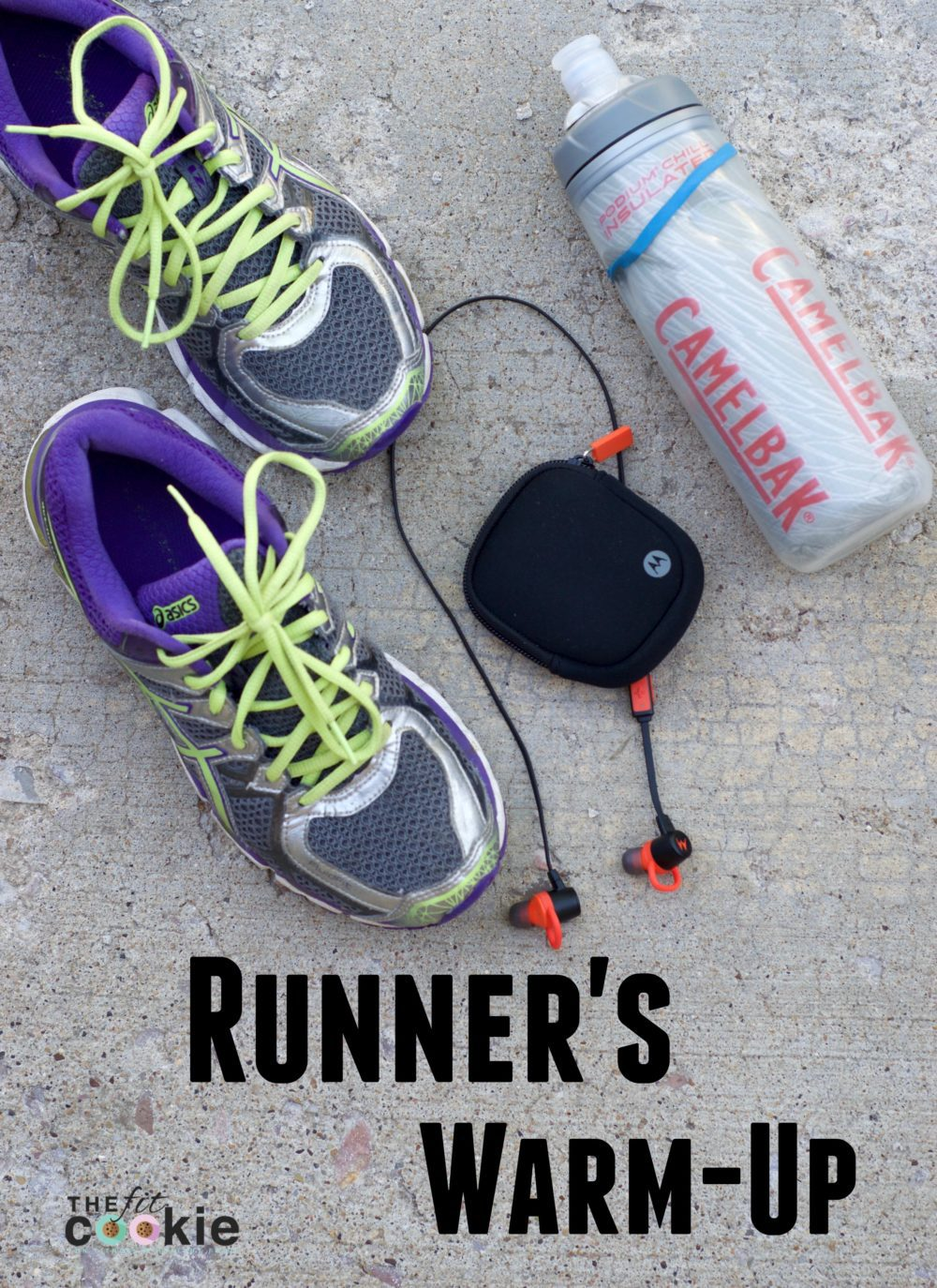 Get ready for your workout with this Runner's Warm-Up and VerveLoop+ - @thefitcookie #ad #VerveLife #YourMove @avervelife #fitness