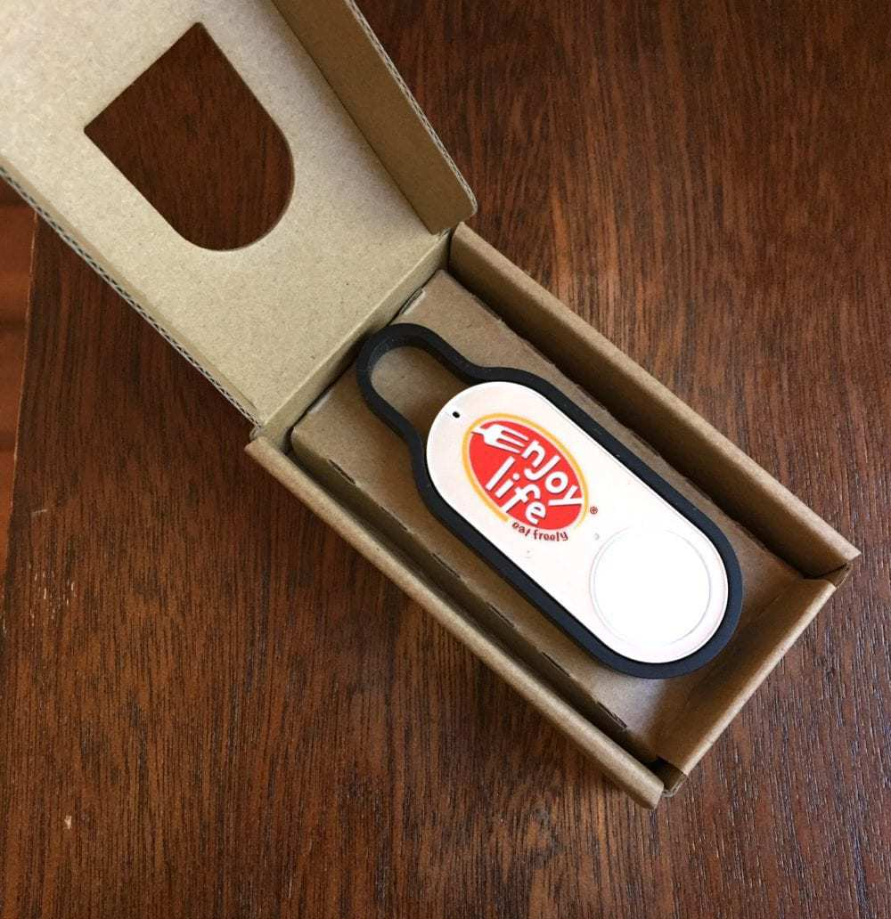 Amazon Dash Button, News and New Things #15 - #sponsored #allergyfriendly #EnjoyLifeFoods