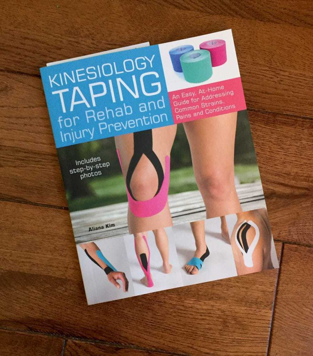 Kinesiology Taping book, News and New Things #15 - #sponsored #health #fitness