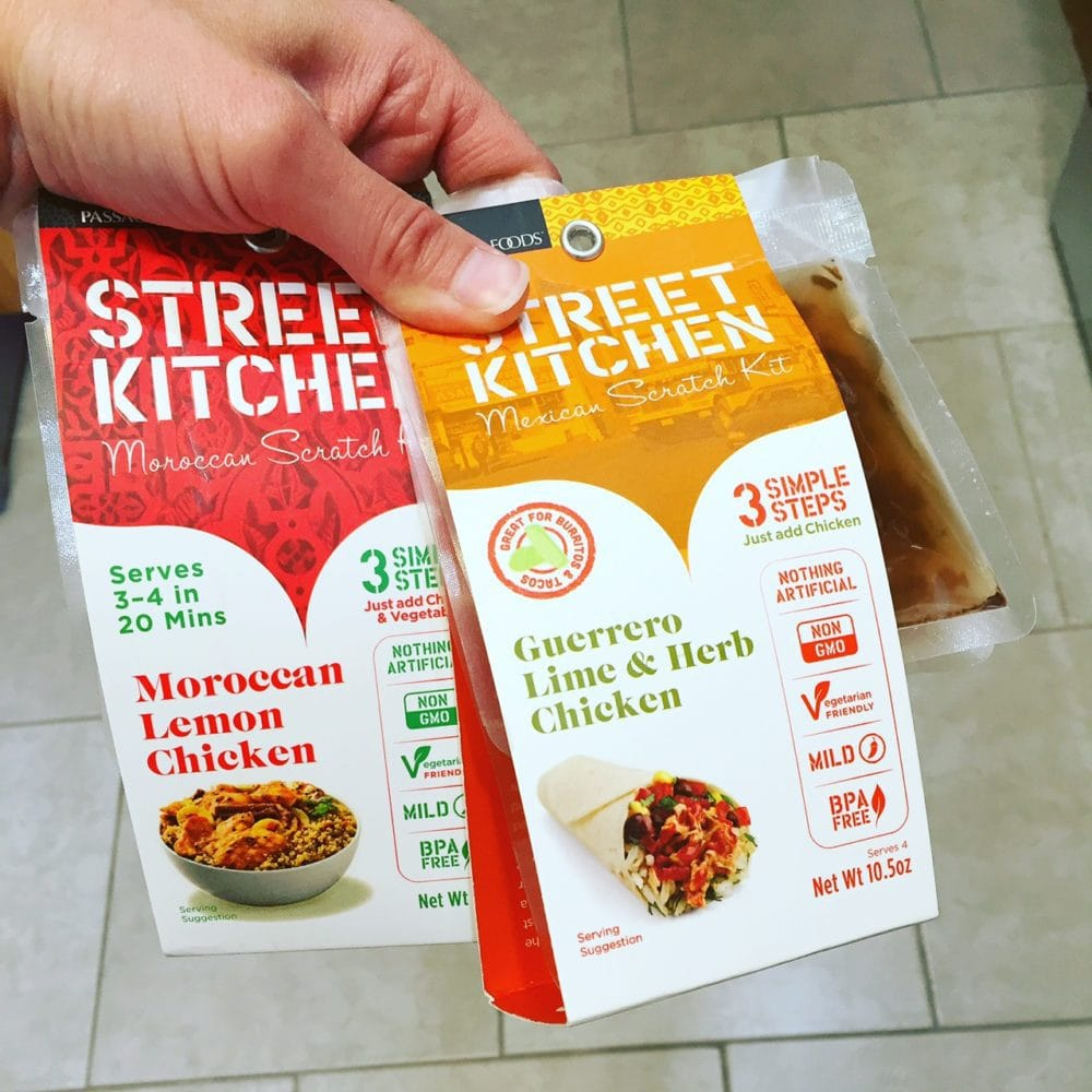 Passage Foods Street Kitchen Scratch Kits, News and New Things #15 - #cooking