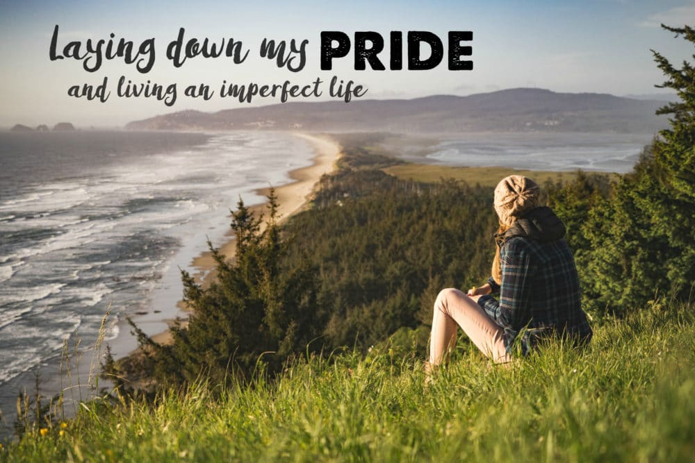 Laying down my pride and living an imperfect life - @thefitcookie #fitfluential #life #sweatpink