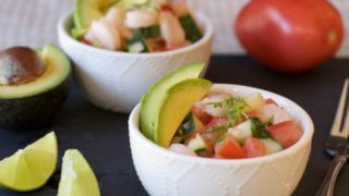Easy Shrimp Ceviche (Paleo)