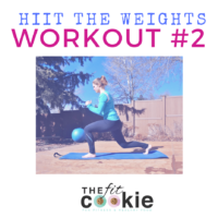 HIIT the Weights Full Body Workout #2