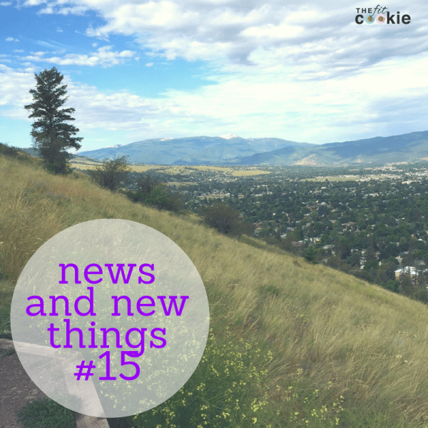 News and New Things #15