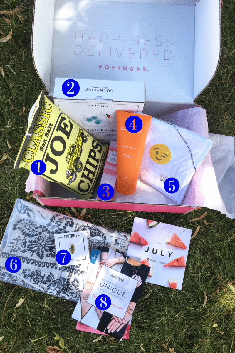 Check out the new things I've been trying lately! News and New Things #15 - #sponsored #MustHaveBox @POPSUGARMH