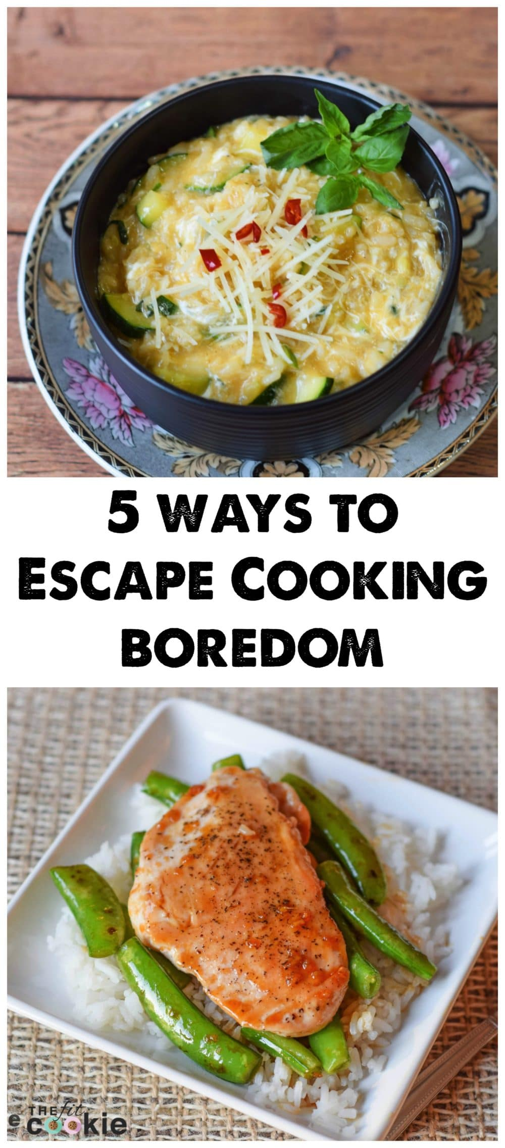 5 ways to escape cooking boredom (and a HelloFresh discount code) - @TheFitCookie #ad @HelloFresh #HelloFreshPics #cbias