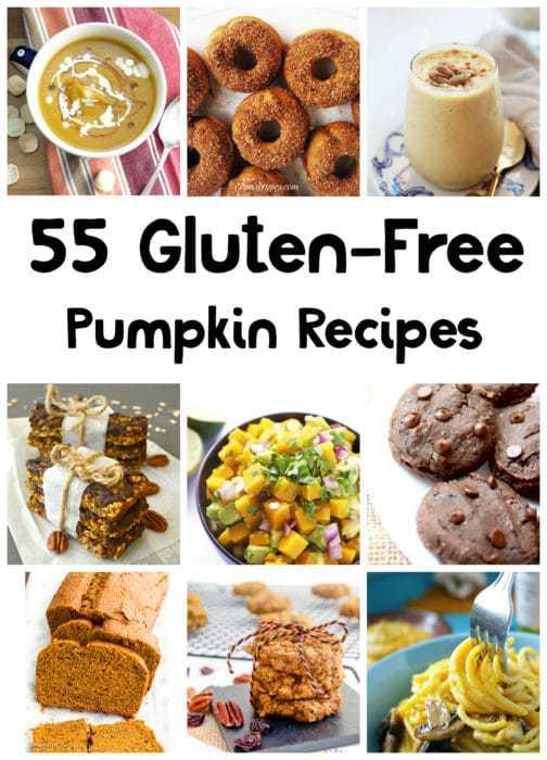55 Gluten-Free Pumpkin Recipes (Roundup)