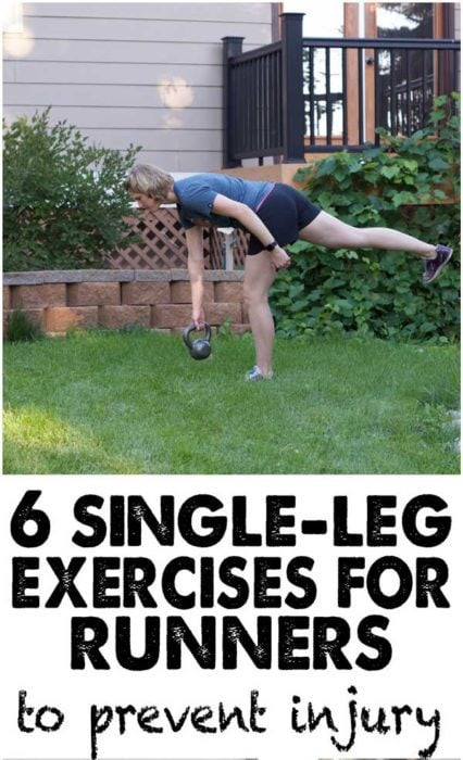6 Single-Leg Exercises for Runners to Prevent Injury