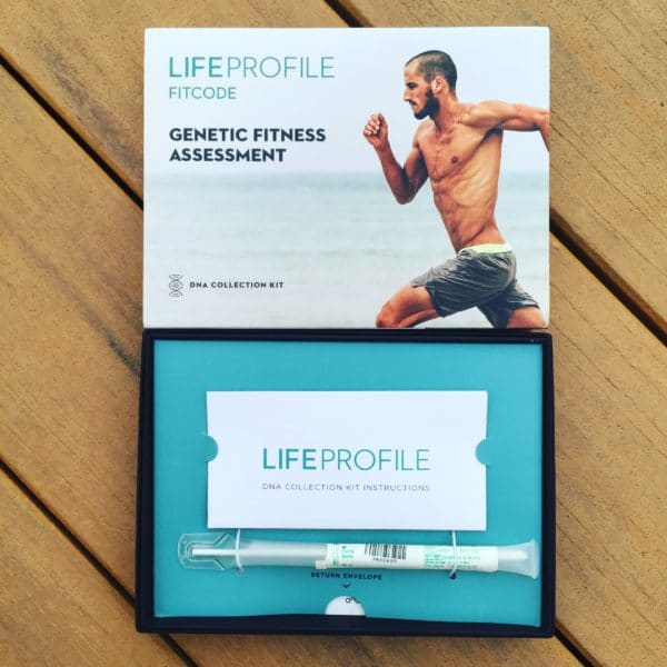News and New Things #16: ORIG3N FITCODE DNA test kit - @TheFitCookie #ad #health #fitness