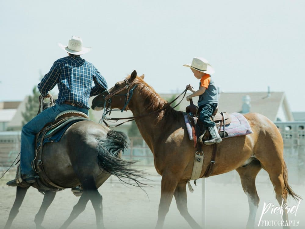 Wyoming Cowboys by Becky Pickrel - #photography #Wyoming #cowboys