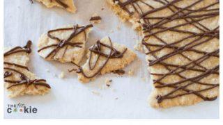 Gluten-Free Spiced Cookie Brittle (Vegan)