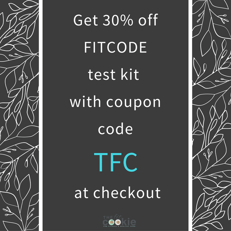 News and New Things #16: ORIG3N FITCODE DNA test kit coupon code - @TheFitCookie #ad #health #fitness #discount