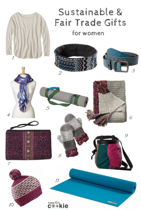 Sustainable and Fair Trade Gifts for Women
