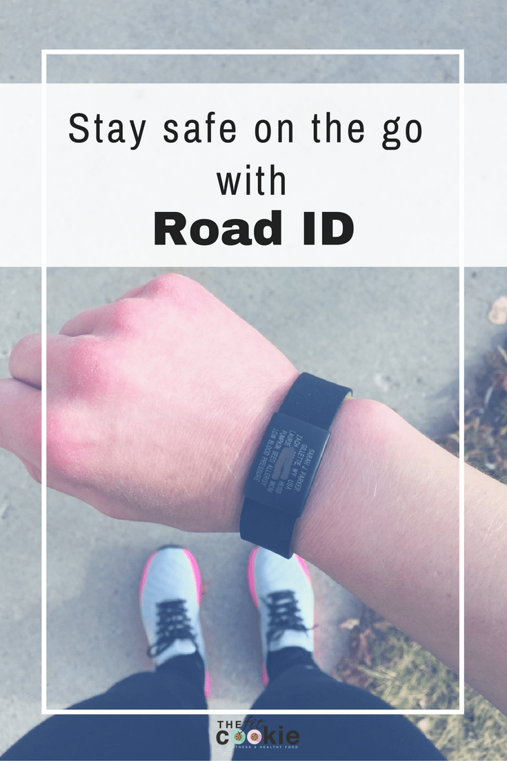 Stay Safe on the Go with Road ID - #ad @TheFitCookie @RoadID #RoadIDItsWhoIAm #roadid #Pmedia #fitness