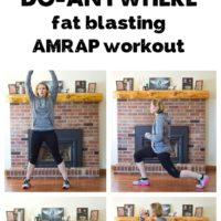 Fat Burning Home Workout