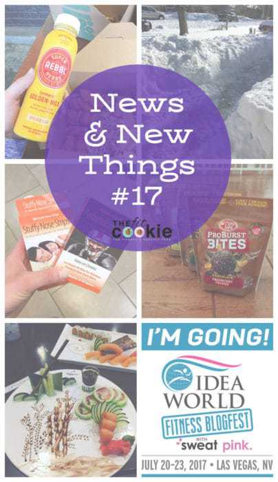 News & New Things #17: Things I'm Trying and Loving!