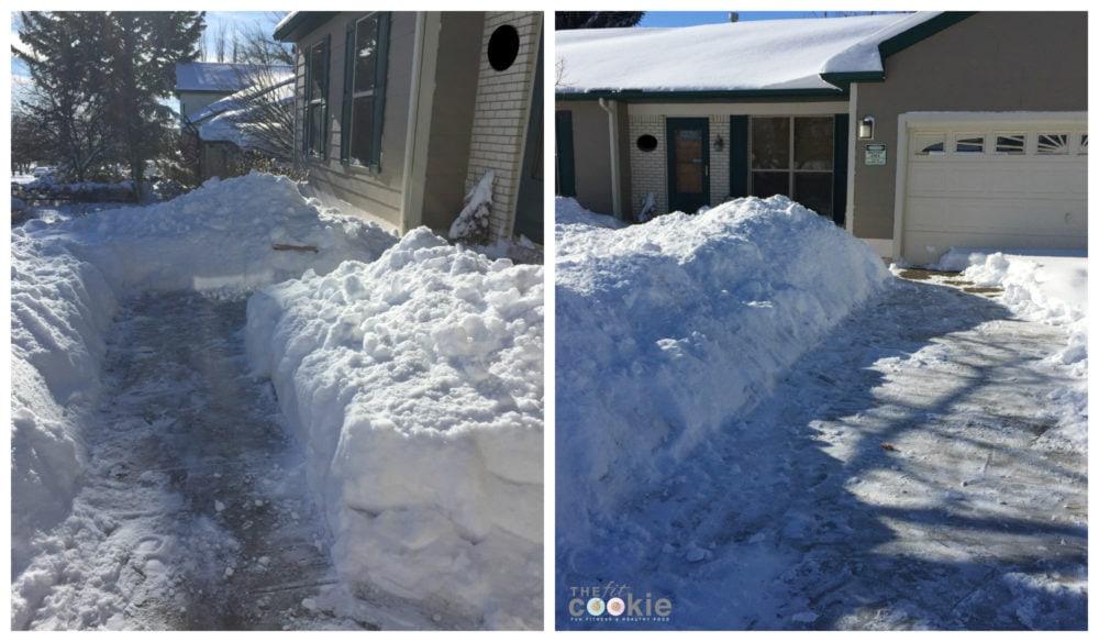 Wyoming snow storm 2017
