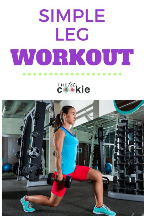 Simple Leg workout