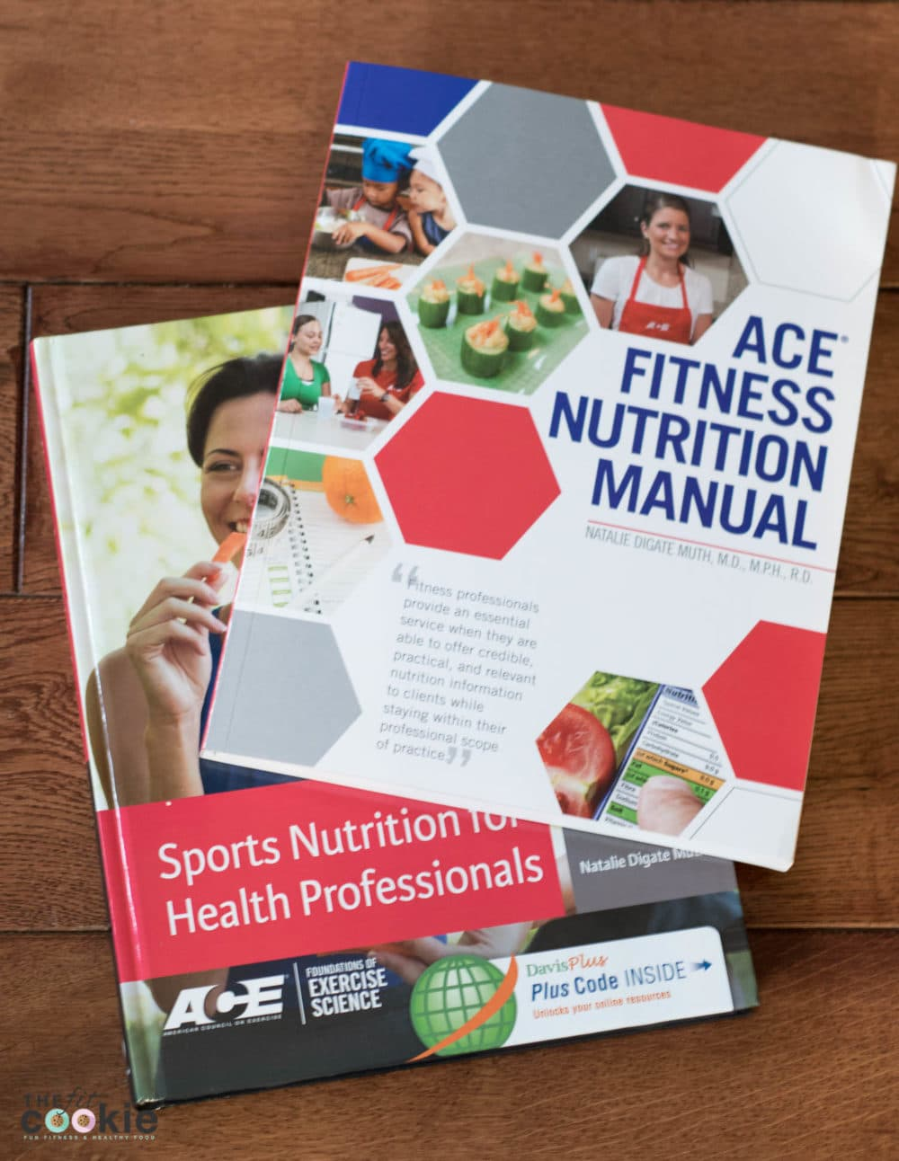 ACE Fitness Nutrition Specialist Certification - @TheFitCookie #AD @ACEFitness #nutrition