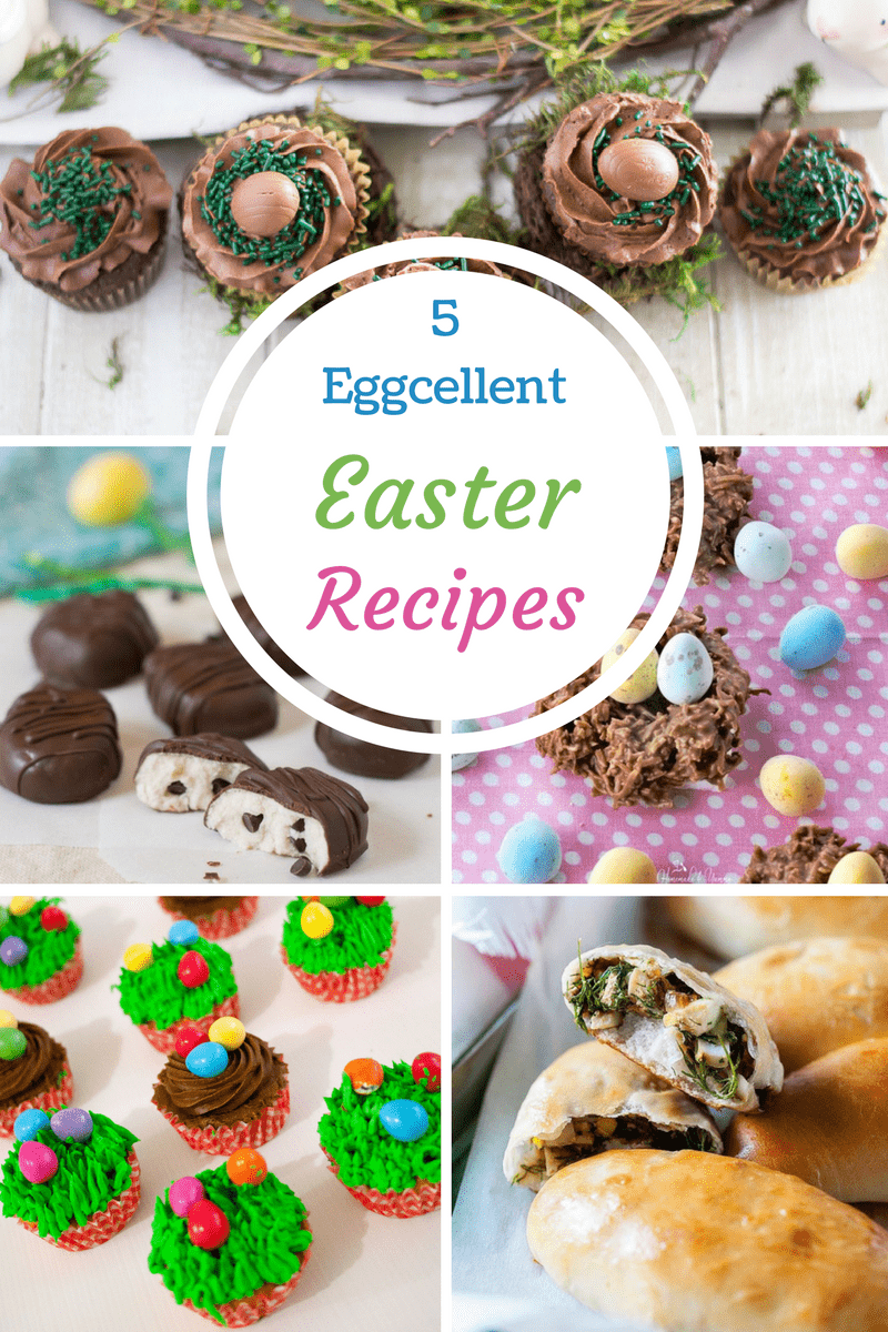 5 Eggcellent Easter Recipes from Food Blog Genius - @TheFitCookie