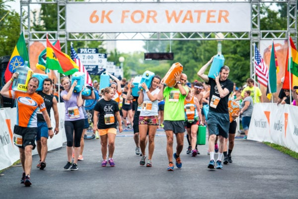 Get active and support a good cause! Raise money for clean water in developing countries by joining World Vision for their Global 6K for Water on May 6th, 2017 #ad