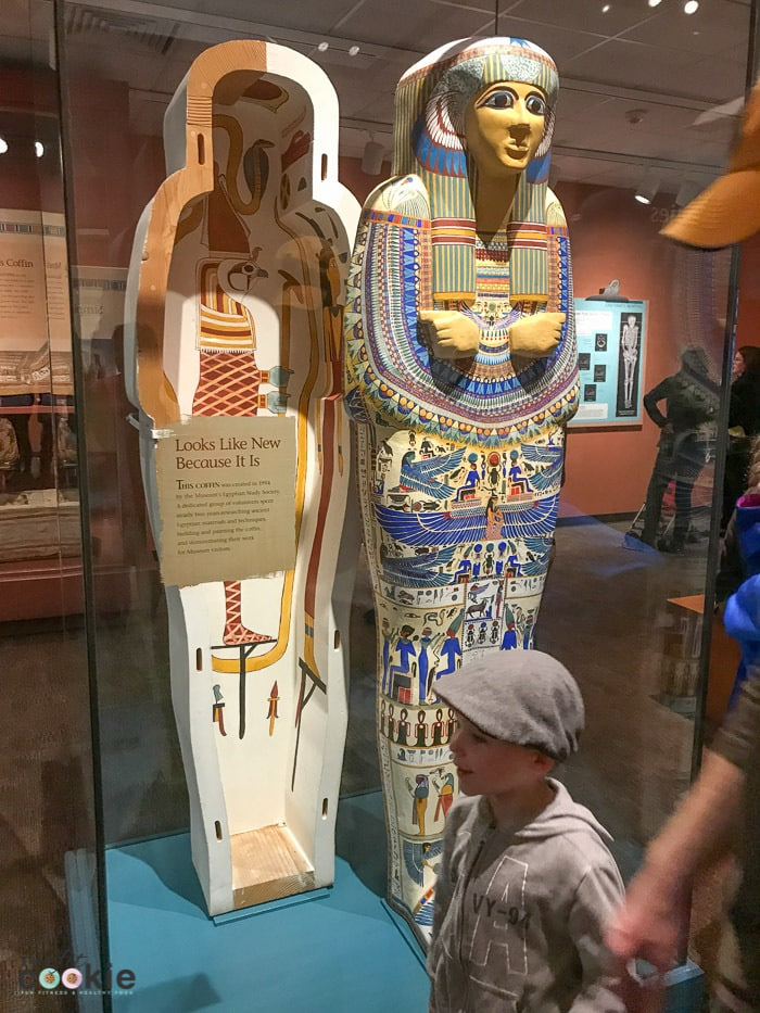 Ancient Egypt Exhibit at the Denver Museum of Nature and Science - @TheFitCookie