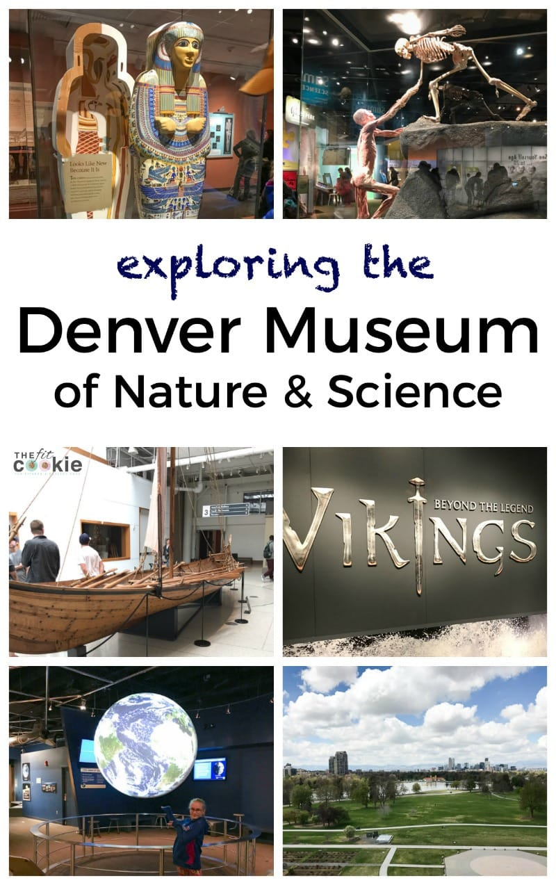 If you're traveling to Denver, Colorado, add this to your list of things to see! Here's a few highlights from our trip to the Denver Museum of Nature and Science (it's very kid-friendly!) @TheFitCookie