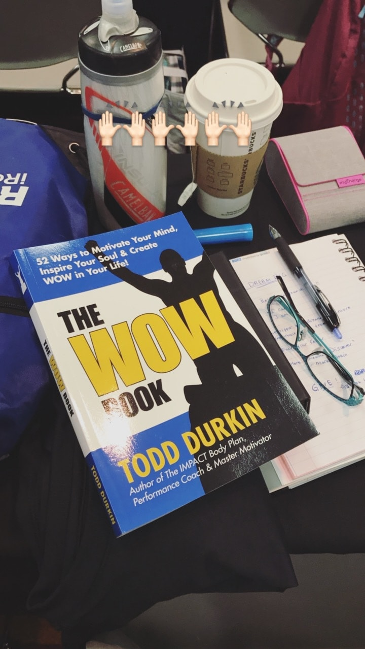In need of a little motivation for your fitness, your business, or your life? Here are some great tips and bits of wisdom to inspire you from Todd Durkin's keynote speech at Blogfest!  - @TheFitCookie