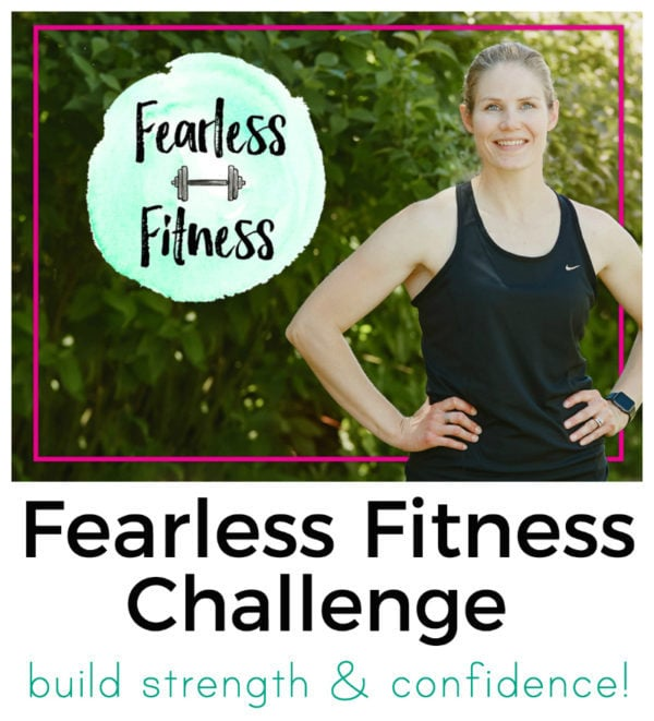 Step Into Your Best Life with the Fearless Fitness Program!