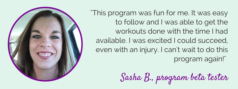 love your body workout program testimonial