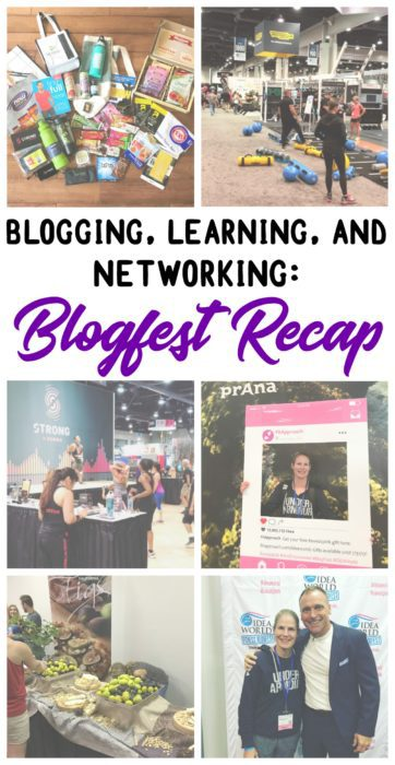 Blogging, Learning, and Networking: Blogfest 2017