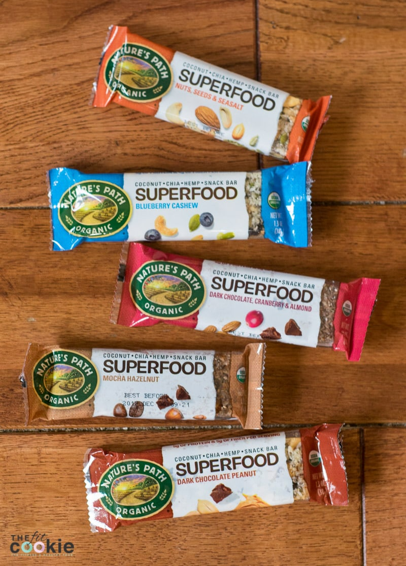 Curious about what superfoods are? Here's what you need to know about superfoods and how to make your diet SUPER (plus a giveaway from @NaturesPath)! - #AD @TheFitCookie #MakeItSuper