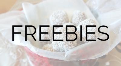 The Fit Cookie Freebies