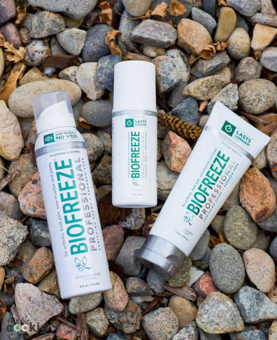 We all know the great benefits of HIIT workouts, but are you doing your HIIT workouts the right way? Here are 5 HIIT workout tips to keep you moving strong during your next interval workout! #ad @TheFitCookie #BiofreezePainRelief @Biofreeze