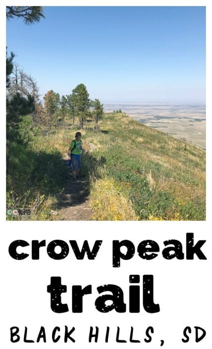 Hiking the Crow Peak Trail