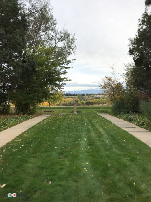 If you're traveling to Wyoming, Trail End museum is a fun place to visit! Learn a bit about some local history and tour a beautiful Flemish revival style mansion in Sheridan, Wyoming - @TheFitCookie #museum #travel