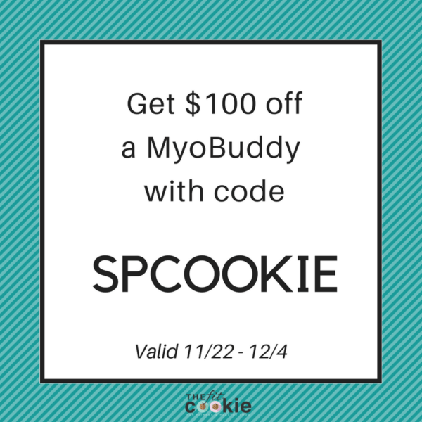 Sore and achy from your last workout? Add to your self-care toolbox (or gift to a friend) the best recovery gifts for fitness lovers. Plus, get a MyoBuddy discount code just in time for Christmas! - #AD @TheFitCookie #MYOlove #FitBuzz