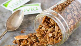 Banana Sunflower Seed Granola (Gluten Free & Vegan)