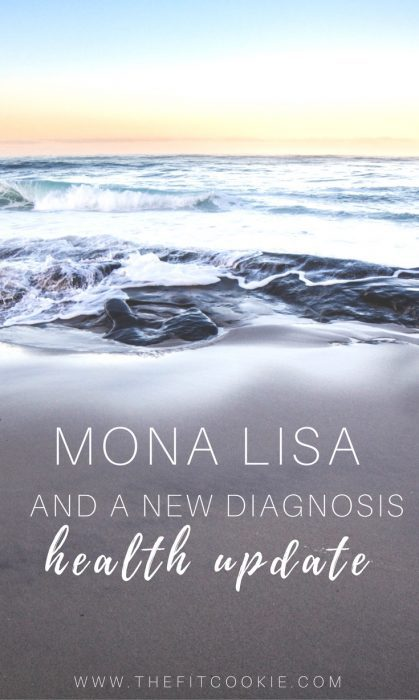 Mona Lisa and a New Diagnosis (Health Update)