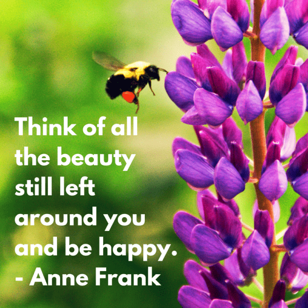 Anne Frank Quote | Some days we just need a bit of wisdom to get us through rough days! Here are 18 of my favorite meaningful quotes to help you get your mind right to finish your day strong - @TheFitCookie #motivation #quotes