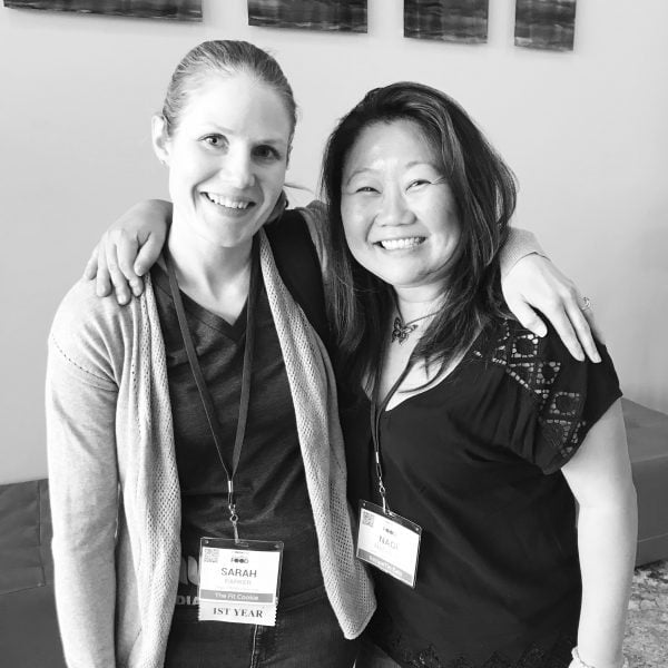Sarah Parker and Nagi Meahashi from Recipe Tin Eats at Everything Food Conference