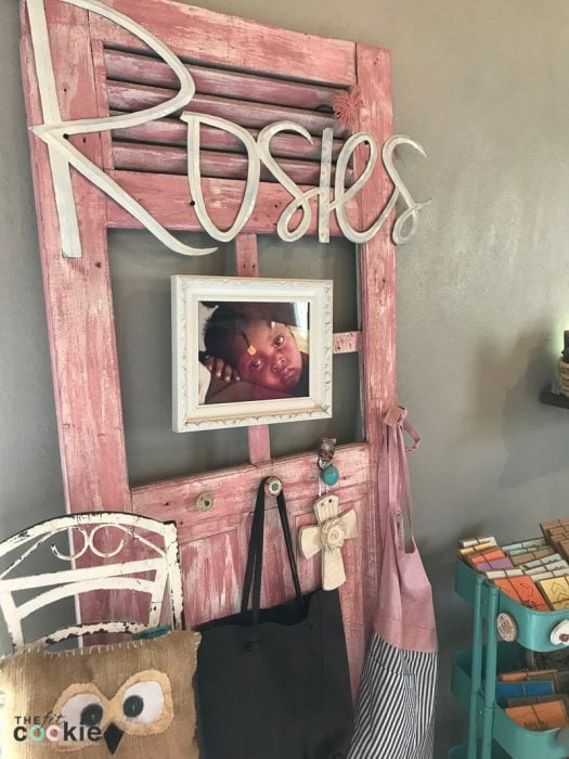 Rosie's boutique gift shop in Haiti