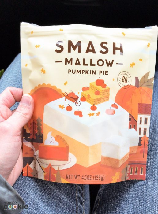 smashmallow pumpkin pie marshmallows dairy free and gluten free