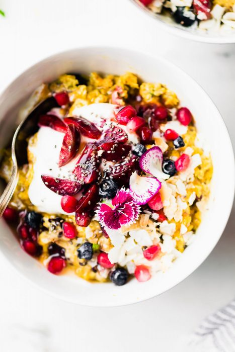 Healing AIP Breakfast Porridge (paleo, vegan) - Cotter Crunch