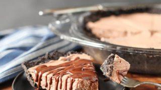 Triple Chocolate Vegan Cheesecake (Gluten Free Option)