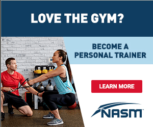 NASM discounts and deals for personal training certifications