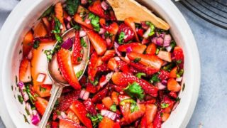 Best Strawberry Salsa Recipe