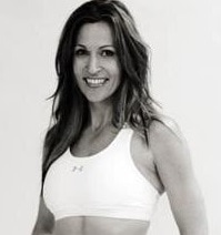 Cat Kom, personal trainer and founder of Studio SWEAT onDemand