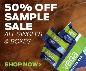 vega sample sale